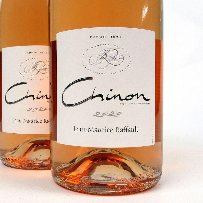 Chinon: Domaine Jean-Maurice Raffault Rosé 2020