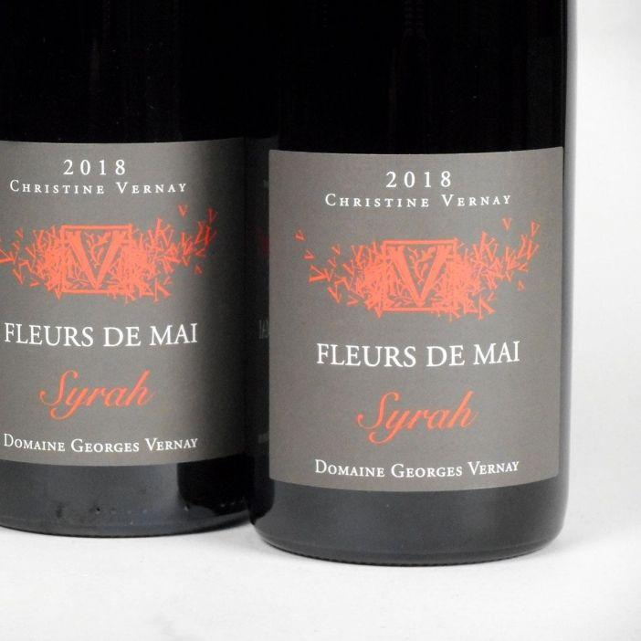 Collines Rhodaniennes: Domaine Georges Vernay 'Fleurs de Mai' 2018