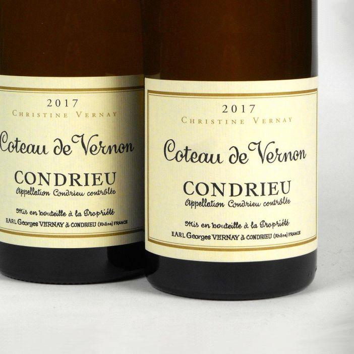 Condrieu: Domaine Georges Vernay 'Coteau de Vernon' 2017