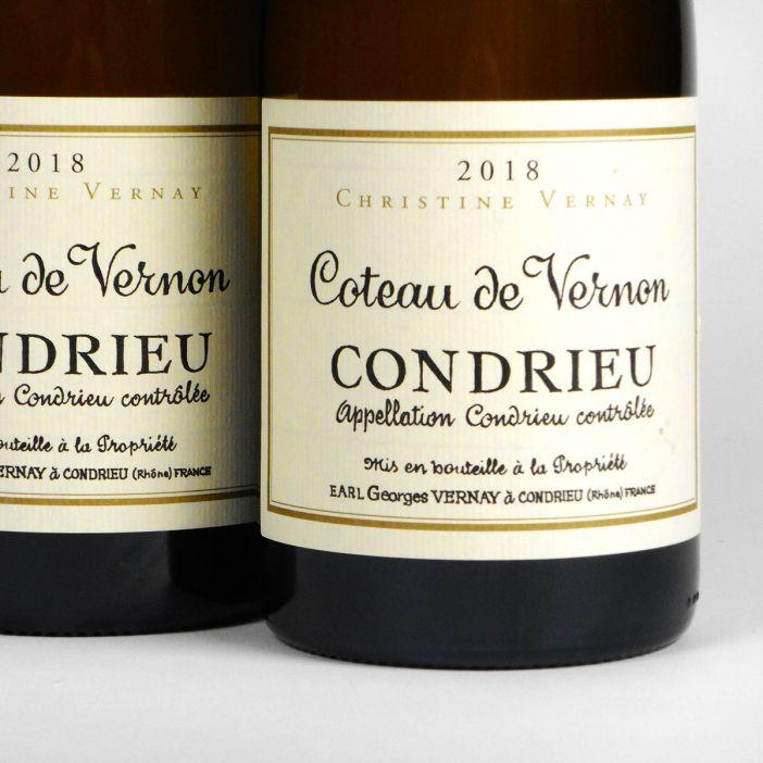 Condrieu: Domaine Georges Vernay 'Coteau de Vernon' 2018