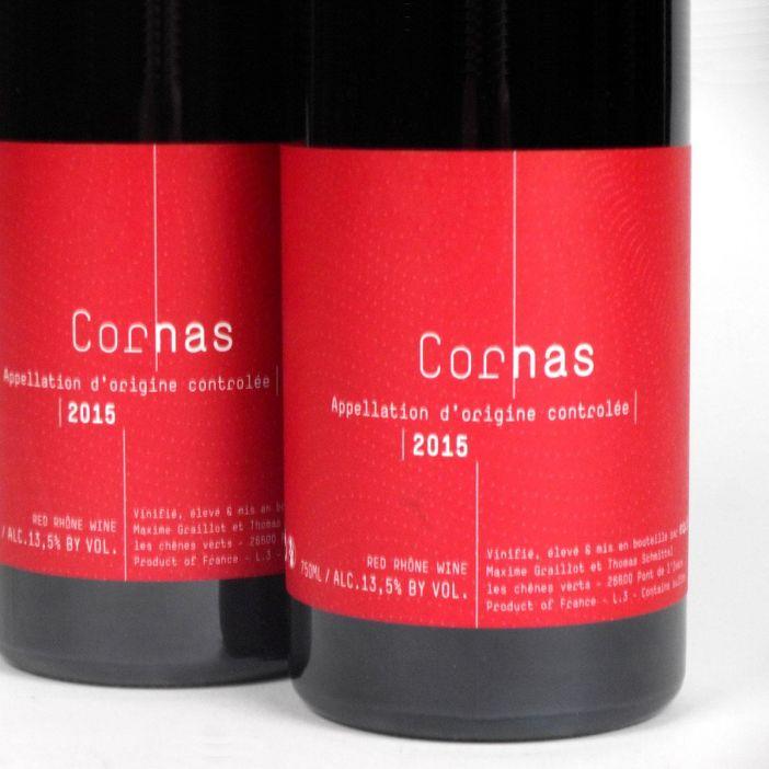 Cornas: Equis 2015
