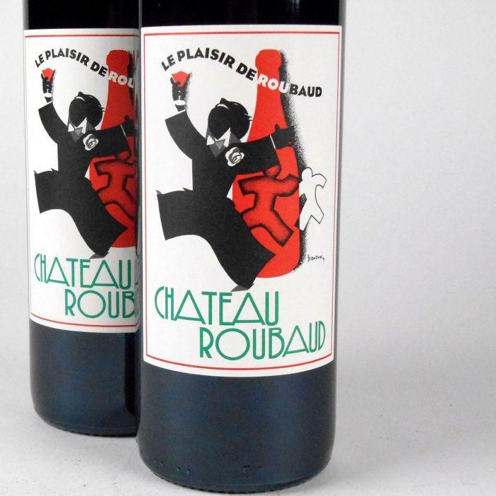 Costières de Nîmes: Château Roubaud Rouge 2017