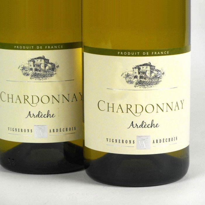Coteaux de l'Ardèche: Cépage Chardonnay 2018