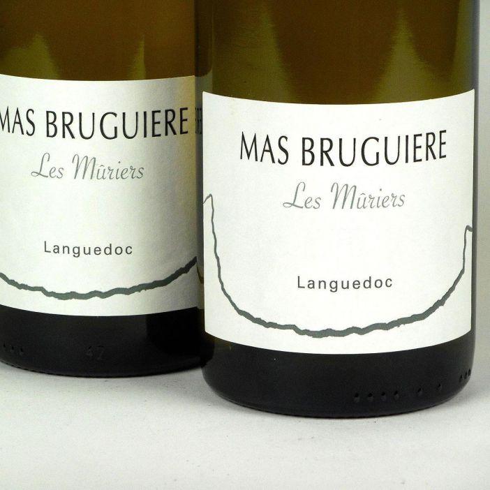 Coteaux du Languedoc: Mas Bruguière 'Les Mûriers' 2017