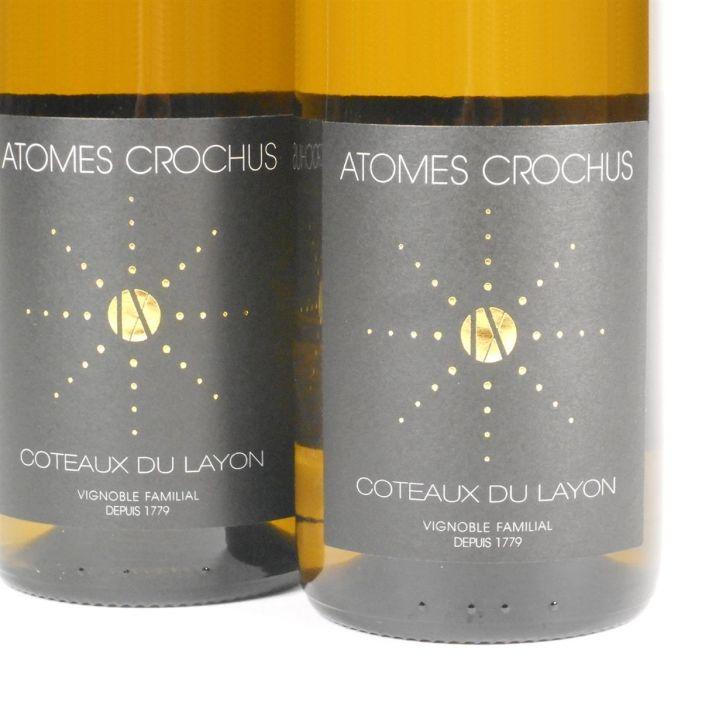 Coteaux du Layon: 'Atomes Crochus' Château la Tomaze 2018