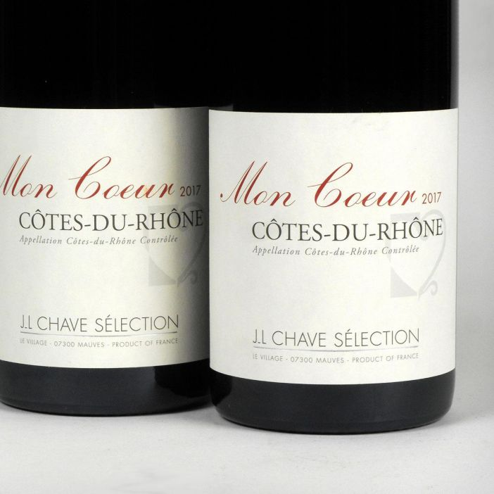 Côtes du Rhône: Jean-Louis Chave Sélection 'Mon Coeur' 2017