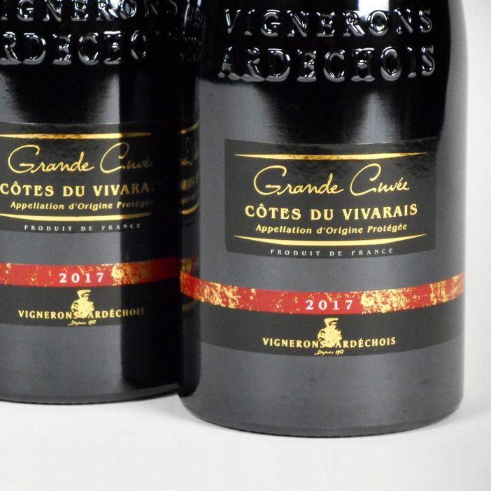 Côtes du Vivarais: Vignerons Ardéchois 2017