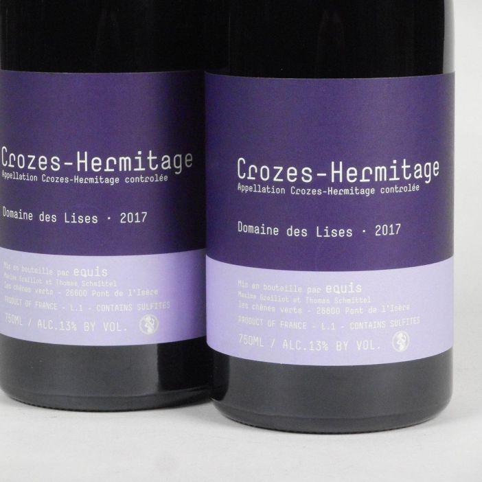 Crozes Hermitage: Domaine des Lises 2017
