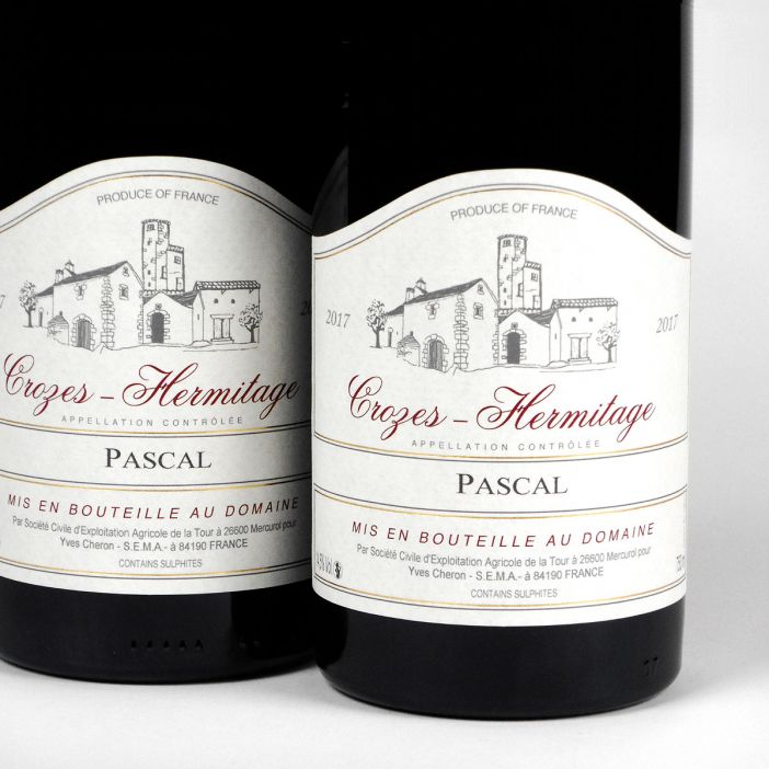 Crozes Hermitage: Pascal Frères 2017