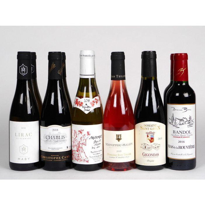 'Deckchair Demies' - Mixed Case Wine Offer