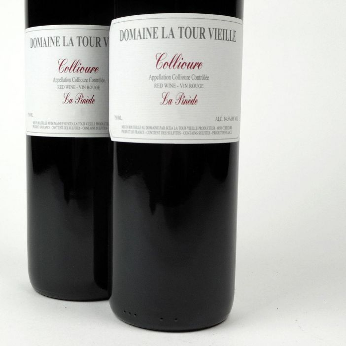 Collioure: Domaine La Tour Vieille 'La Pinède' 2018