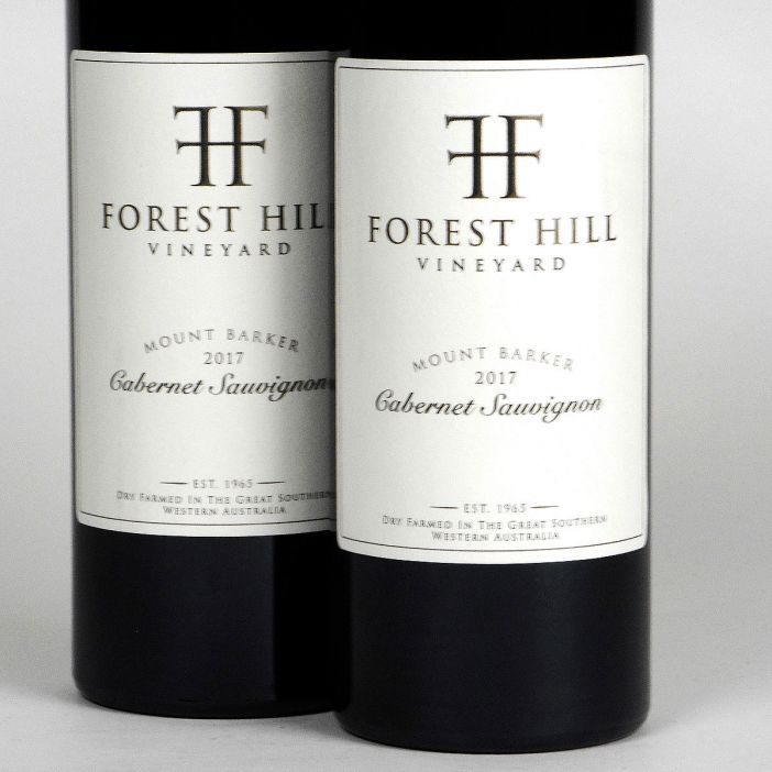 Forest Hill Vineyard: 'Estate' Cabernet Sauvignon 2017