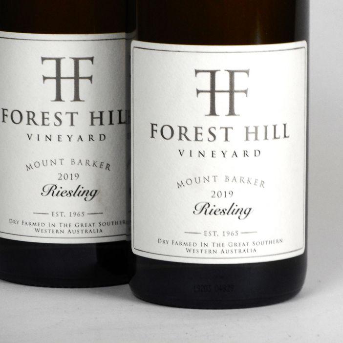 Forest Hill Vineyard: 'Estate' Riesling 2019