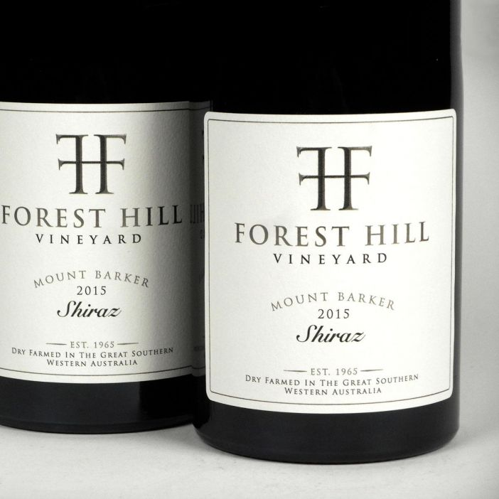 Forest Hill Vineyard: 'Estate' Shiraz 2015