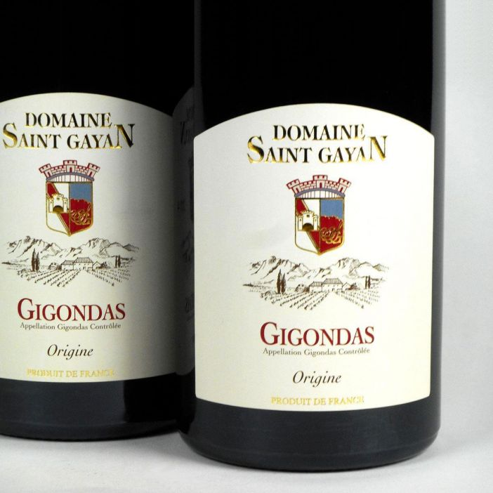 Gigondas: Domaine Saint Gayan 'Origine' 2015