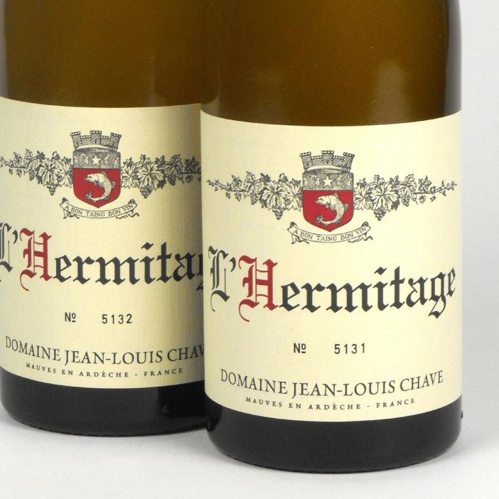 Hermitage: Jean-Louis Chave Blanc 2012