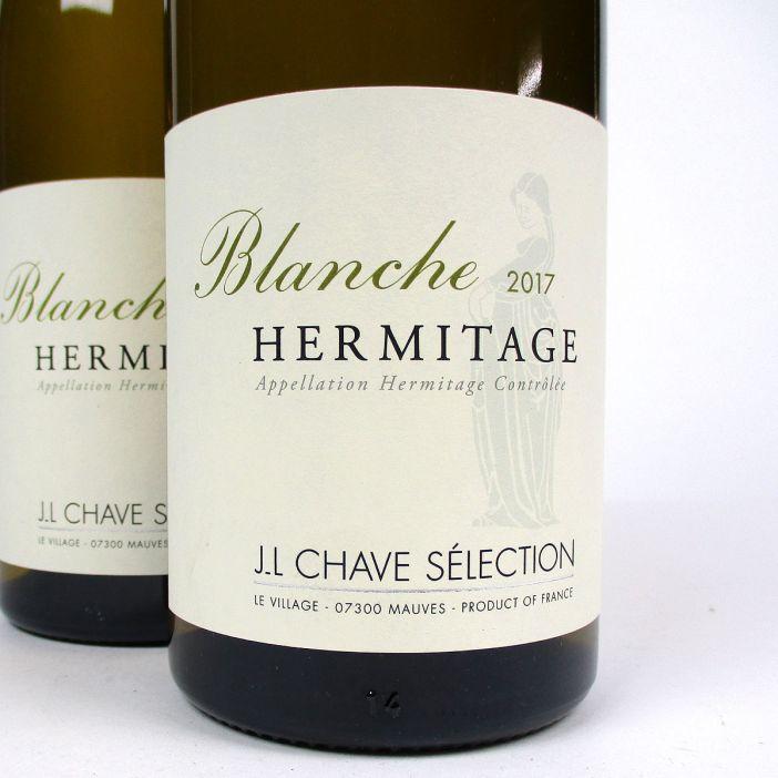 Hermitage: Jean-Louis Chave Sélection 'Blanche' 2017