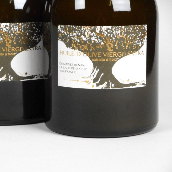 Huile d'Olive Vierge Extra - Domaines Bunan
