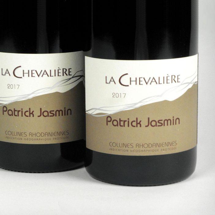 IGP Collines Rhodaniennes: Patrick Jasmin 'La Chevalière' 2017