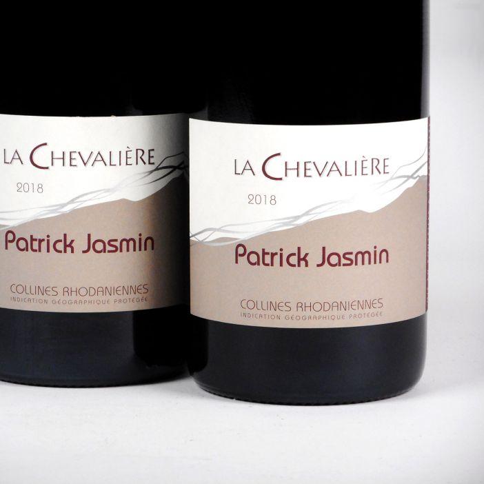 IGP Collines Rhodaniennes: Patrick Jasmin 'La Chevalière' 2018