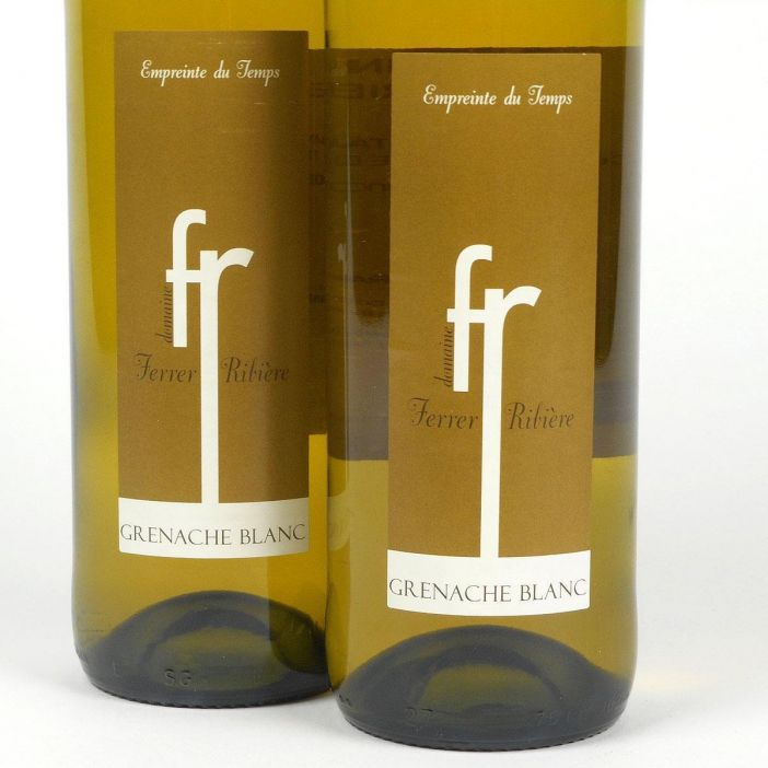 IGP Côtes Catalanes: Domaine Ferrer-Ribière 'Empreinte du Temps' Grenache Blanc 2017