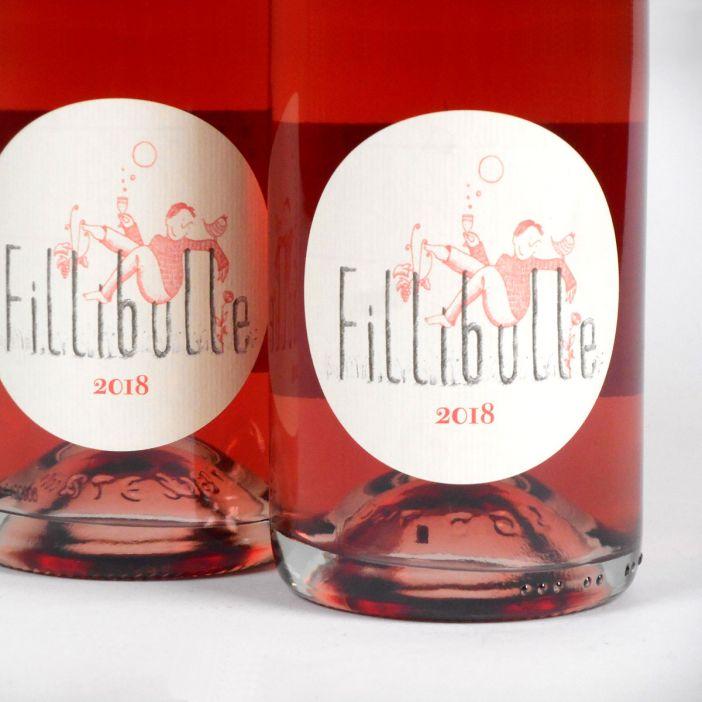 IGP Val de Loire: Château Fouquet 'Fillibulle' Rosé 2018