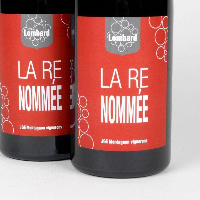 IGP Vin de Pays de la Drôme: Domaine Lombard 'La Re-Nommée' 2016