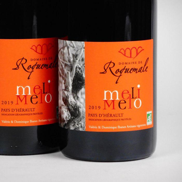 IGP Vin de Pays de l'Hérault: Domaine Roquemale 'Meli Melo' 2019