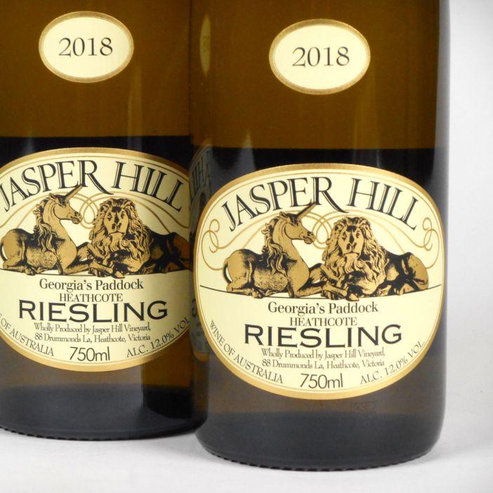 Jasper Hill: Georgia's Paddock Riesling 2018