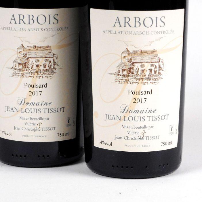 Jura Arbois: Poulsard Domaine Jean-Louis Tissot 2017