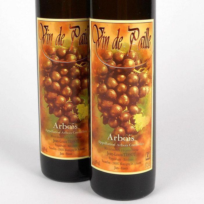 Jura Arbois: Vin de Paille Domaine Jean-Louis Tissot 2012