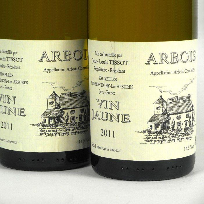 Jura Arbois: Vin Jaune Domaine Jean-Louis Tissot 2011
