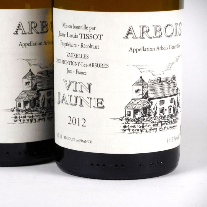 Jura Arbois: Vin Jaune Domaine Jean-Louis Tissot 2012