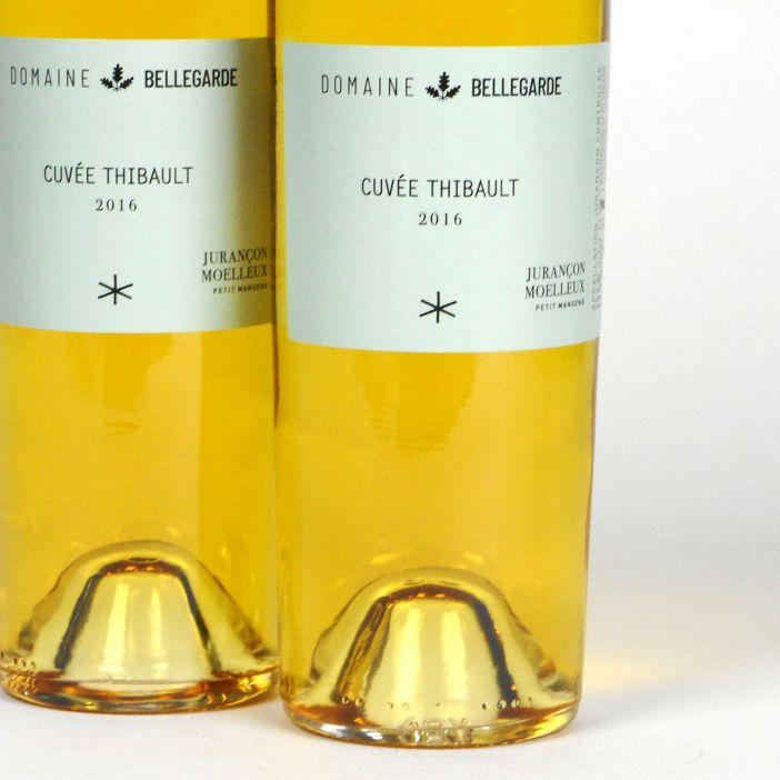 Jurançon Moelleux: Domaine Bellegarde 'Cuveé Thibault' 2016