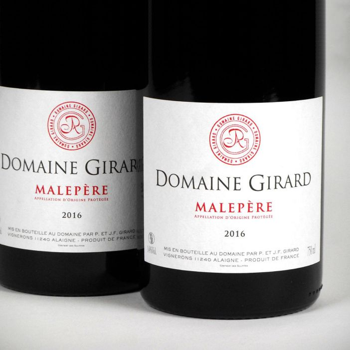 Malepère: Domaine Girard 'Cuvée Tradition' 2017