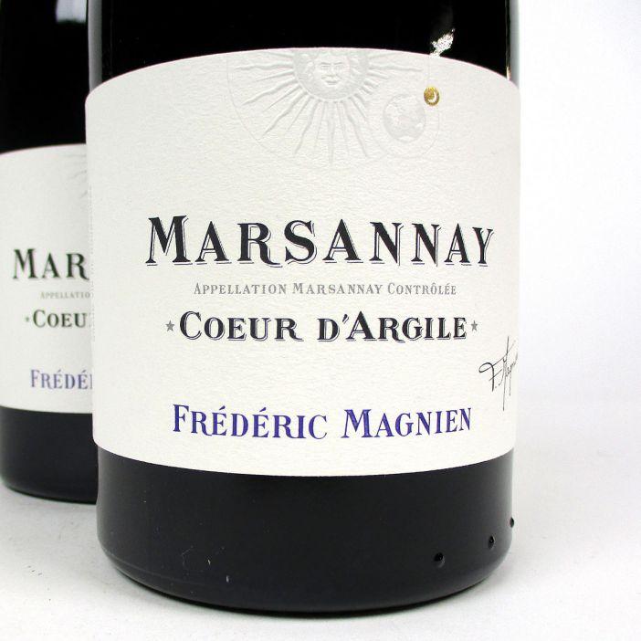 Marsannay: Frédéric Magnien 'Coeur d'Argile' 2017