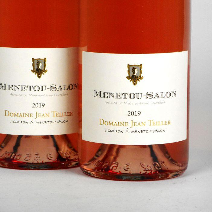 Menetou Salon: Domaine Jean Teiller Rosé 2019