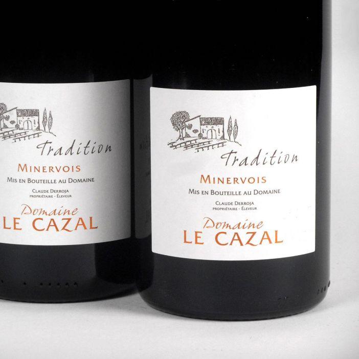 Minervois: Domaine Le Cazal 'Tradition' 2017