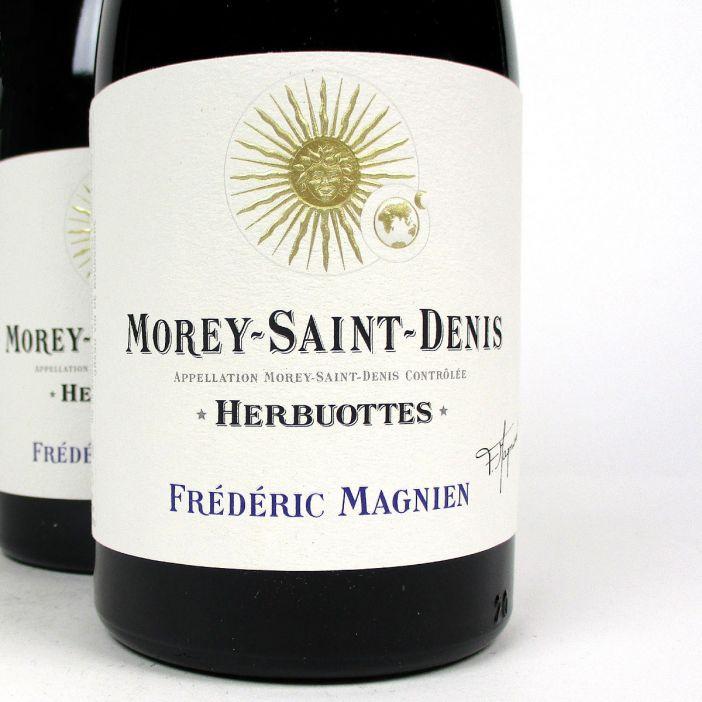 Morey-Saint-Denis: Frédéric Magnien 'Herbuottes' 2016