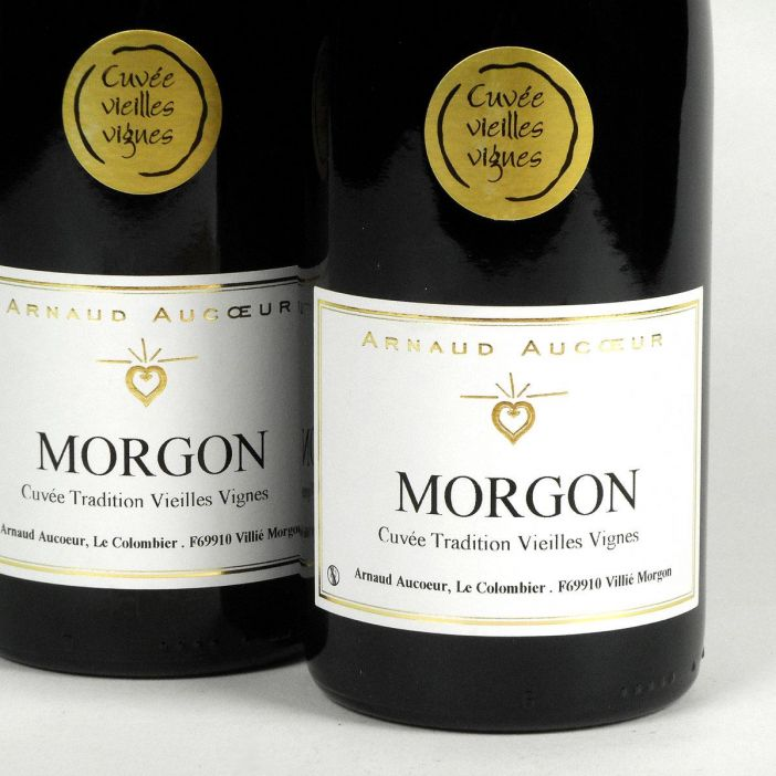 Morgon: Arnaud Aucoeur 'Tradition Vieilles Vignes' 2017