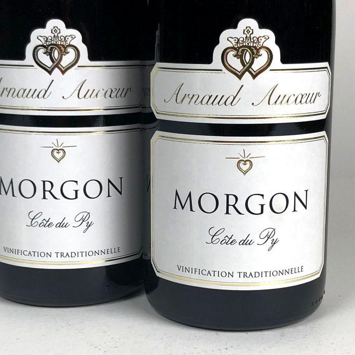 Morgon: Arnaud Aucoeur 'Tradition Vieilles Vignes' 2018