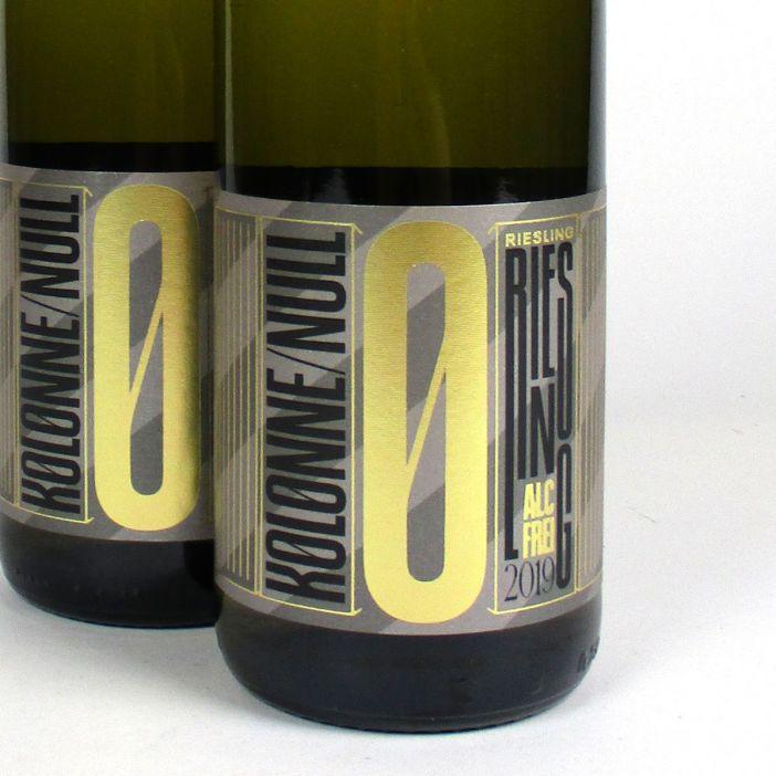 Nahe: Weingut Kruger-Rumpf 'Kolonne Null' Riesling 2019