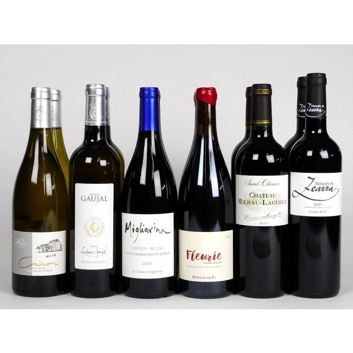 'Pick of the Press' - Mixed Case Wine Offer