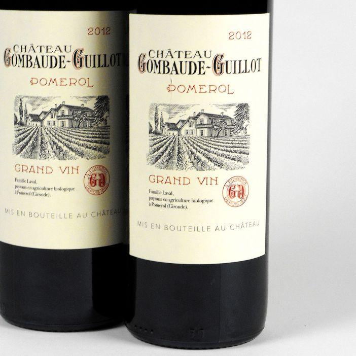 Pomerol: Château Gombaude-Guillot 2012
