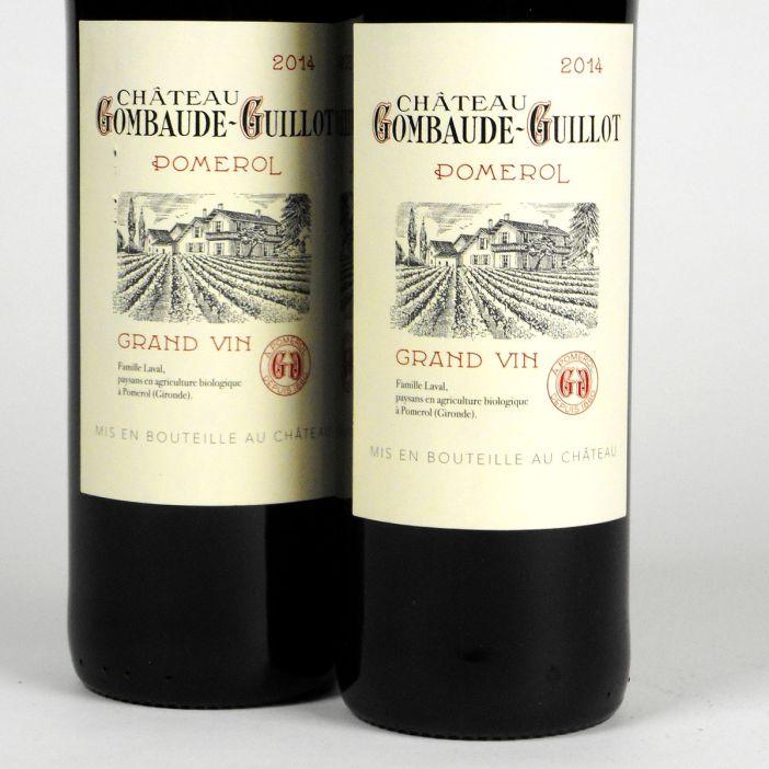 Pomerol: Château Gombaude-Guillot 2014