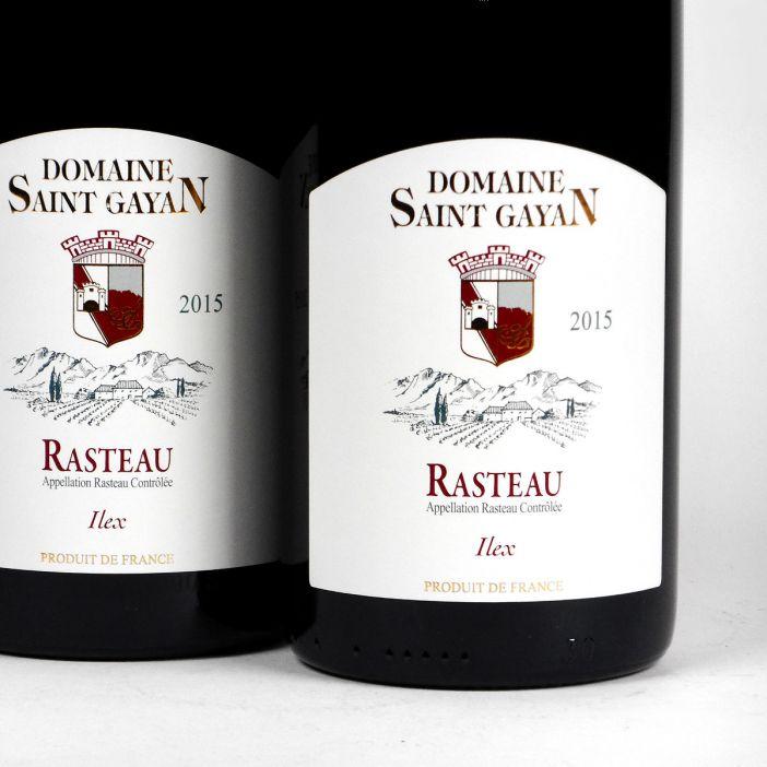 Rasteau: Domaine Saint Gayan 'Ilex' 2015