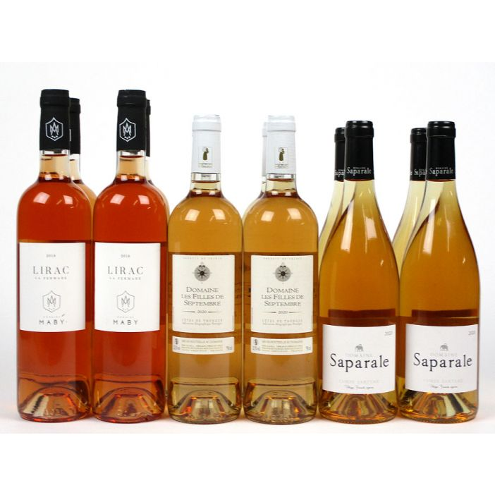 'Recommended Rosé' Mixed Case Wine Offer