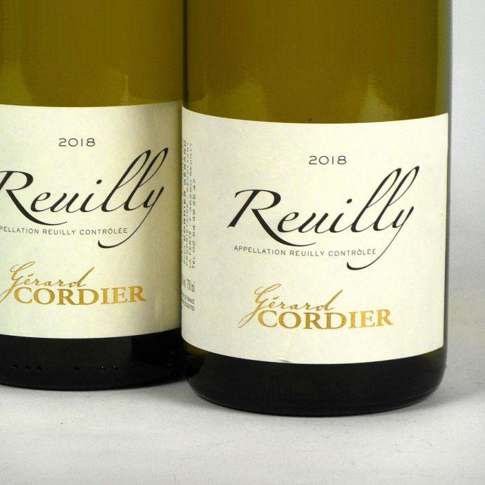 Reuilly: Gerard Cordier Blanc 2018