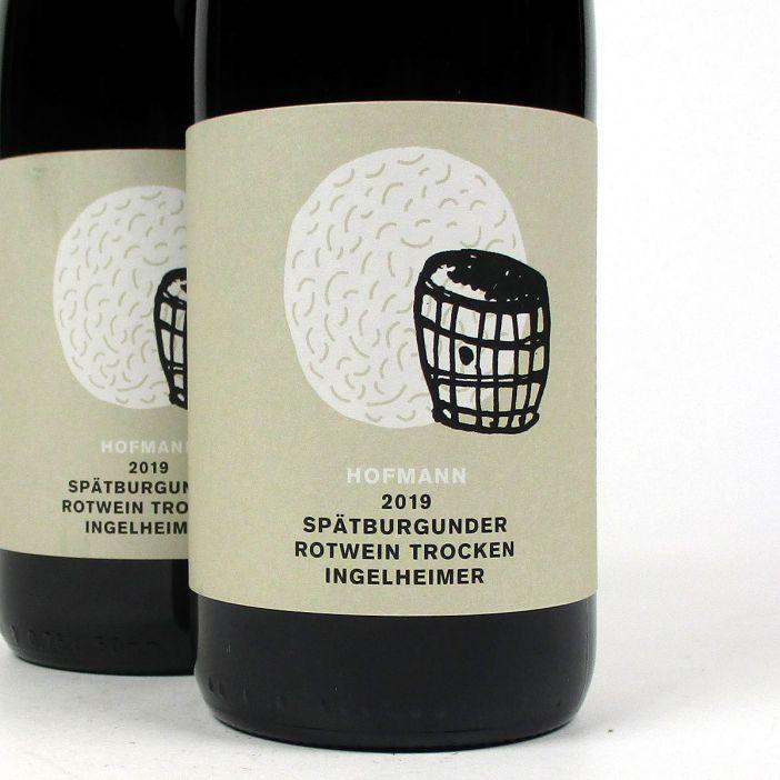 Rheinhessen: Jürgen Hofmann Ingelheimer Spätburgunder 2019