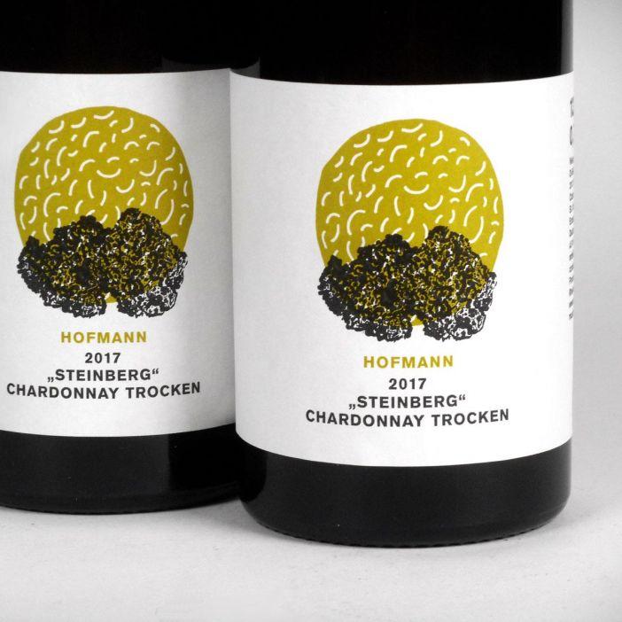 Rheinhessen: Jürgen Hofmann 'Steinberg' Chardonnay Trocken 2017